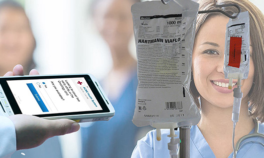 Mobile Healthcare Project For Hospitals
