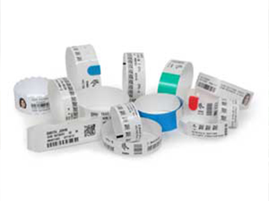 Hospital Bracelet and Patient ID Wristbands
