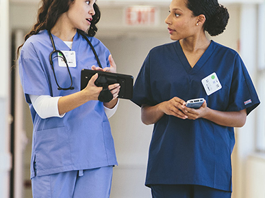 Hospital Staff Tracking
