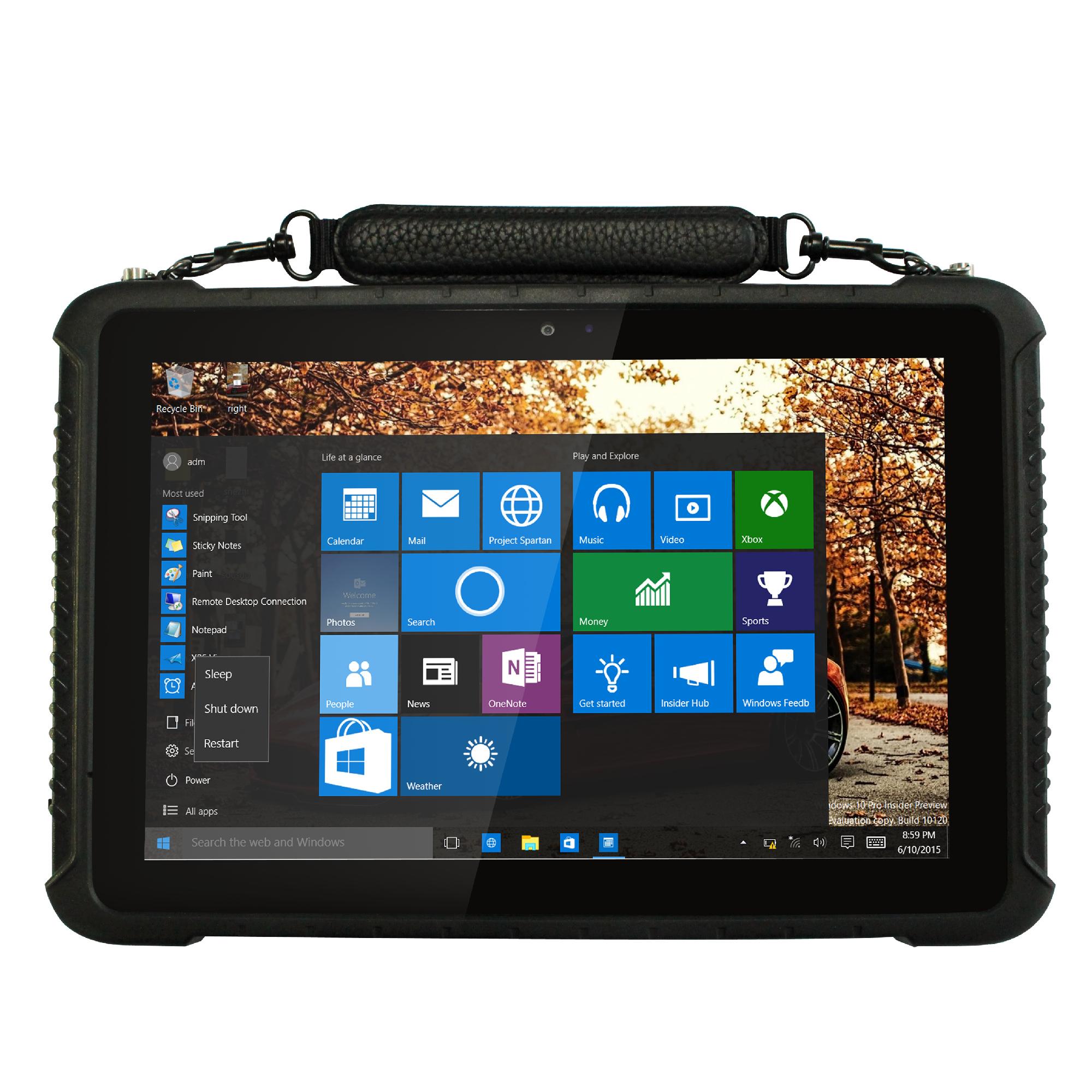 U-i16H Industrial Tablet